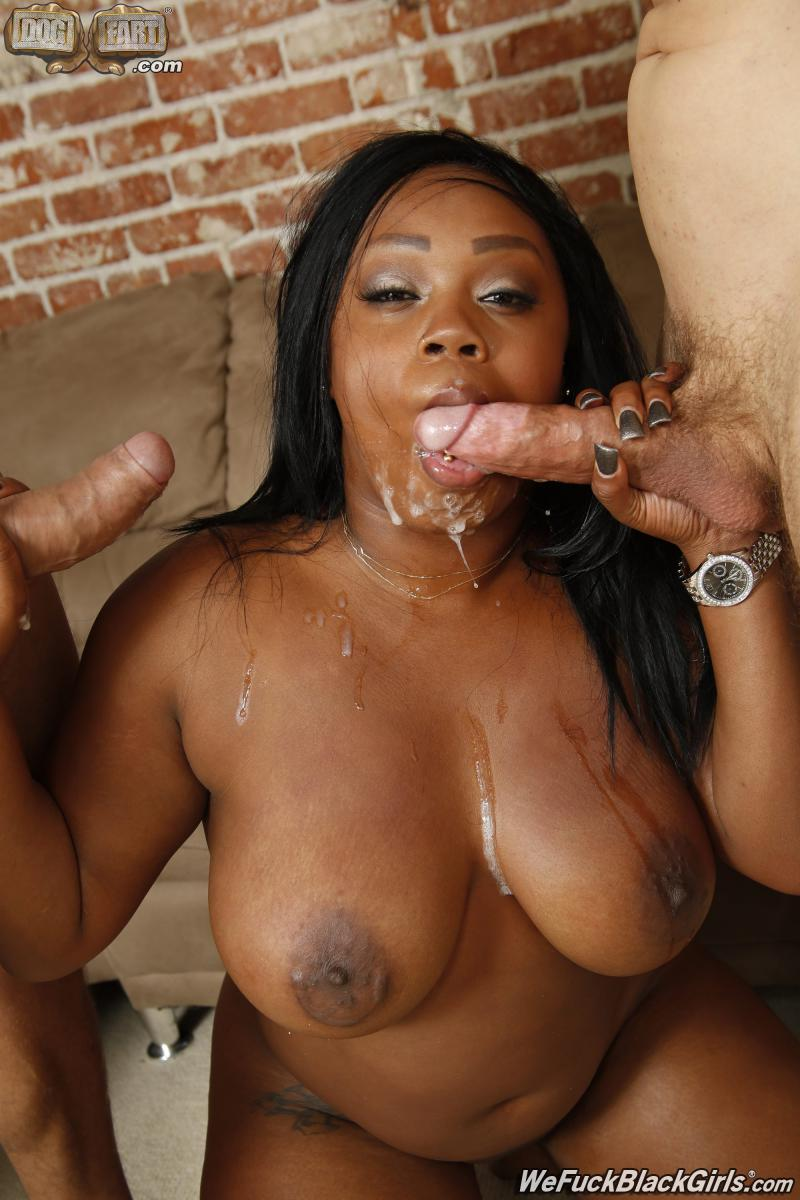 Black Teen Cums
